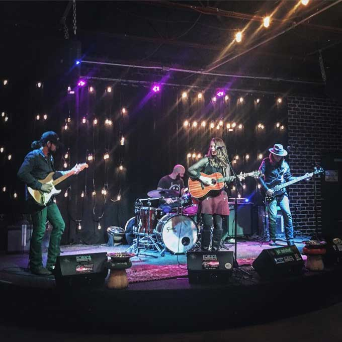 Soulshine Americana Night Nashville, TN